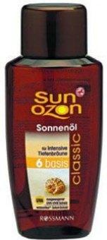 Olej na opalování OF 6 Sun Ozon