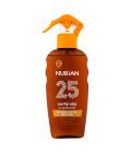 Olej na opalování suchý OF 25 Nubian