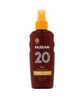 Olej na opalování ve spreji OF 20 Nubian