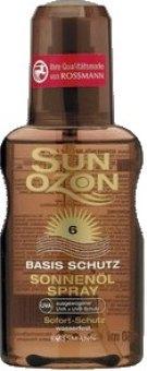 Olej na opalování ve spreji OF 6 Sun Ozon