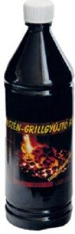 Olej na podpalování grilů