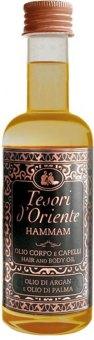 Olej na tělo a vlasy Tesori d'Oriente