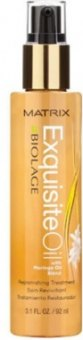 Olej na vlasy Exquisite Oil Biolage Matrix