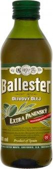Olivový olej extra panenský Ballester