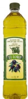 Olivový olej z pokrutin El Toro