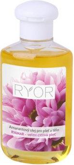 Olej pleťový amarantový Ryor