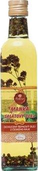 Řepkový olej salátový Manka Fabio