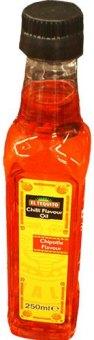 Slunečnicový olej s příchutí chilli El Tequito
