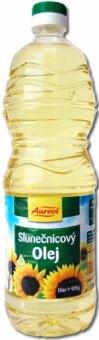 Slunečnicový olej Aureol