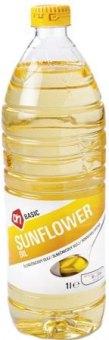 Slunečnicový olej Basic