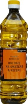 Slunečnicový olej Bio Nebio