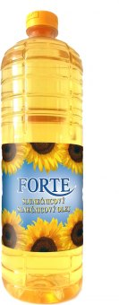 Slunečnicový olej Forte