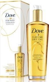 Olej suchý na vlasy Pure Care Dry Dove