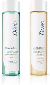 Olej tělový DermaSpa Dove