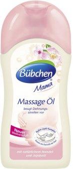 Olej tělový masážní pro těhotné a kojící ženy Bübchen