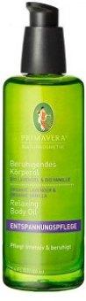Olej tělový  bio Primavera