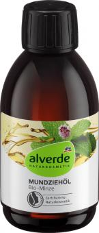 Olej ústní Alverde