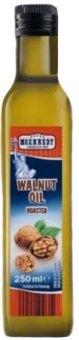 Olej z pražených jader vlašských ořechů Mcennedy