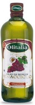 Olej z vinných semínek Olitalia