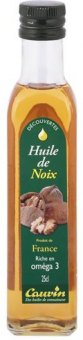 Olej z vlašských ořechů Cauvin