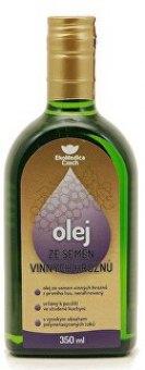 Olej ze semen vinných hroznů EkoMedica