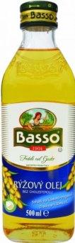 Olej rýžový Basso