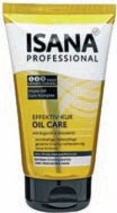 Olejová kúra na vlasy Professional Isana