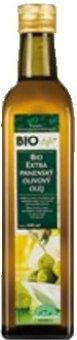 Olivový olej extra panenský Bio style