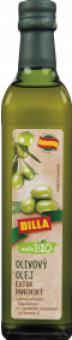 Olivový olej extra panenský Naše Bio Billa
