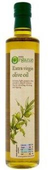 Olivový olej extra panenský Tesco Organic