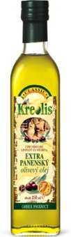 Olivový olej extra panenský Kreolis