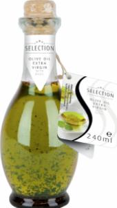 Olivový olej ochucený Selection