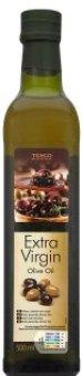 Olivový olej extra panenský Tesco