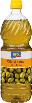 Olivový olej z pokrutin Aro