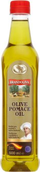 Olivový olej z pokrutin Brandoliva