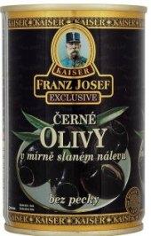 Olivy černé  Exclusive Kaiser Franz Josef