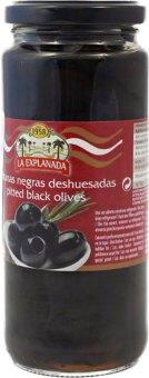 Olivy černé La Explanada