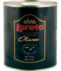 Olivy černé Loreto
