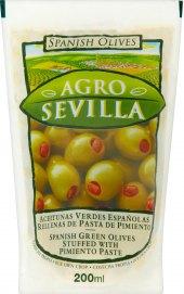 Olivy plněné Agro Sevilla
