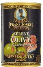 Olivy plněné Exclusive Kaiser Franz Josef