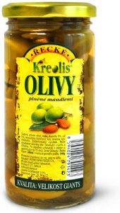 Olivy plněné Kreolis