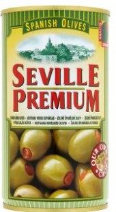 Olivy plněné Seville Premium