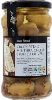 Olivy plněné Tesco Finest