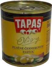 Olivy plněné Tapas