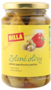 Olivy řecké Billa