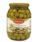 Olivy zelené Baresa