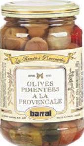 Olivy zelené Barral