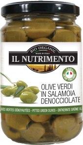 Olivy zelené Il Nutrimento Probios