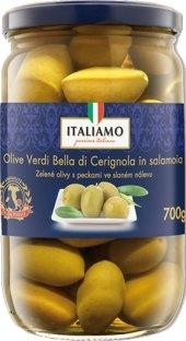Olivy zelené Italiamo
