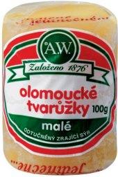 Sýr tvarůžky olomoucké A.W.